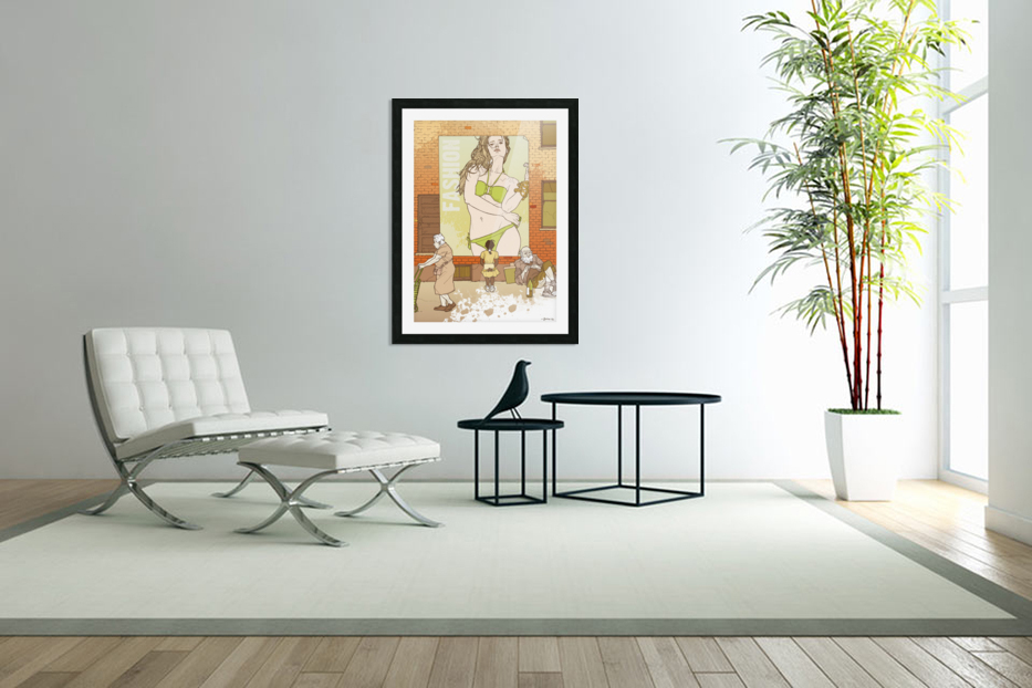Fashion in Custom Picture Frame