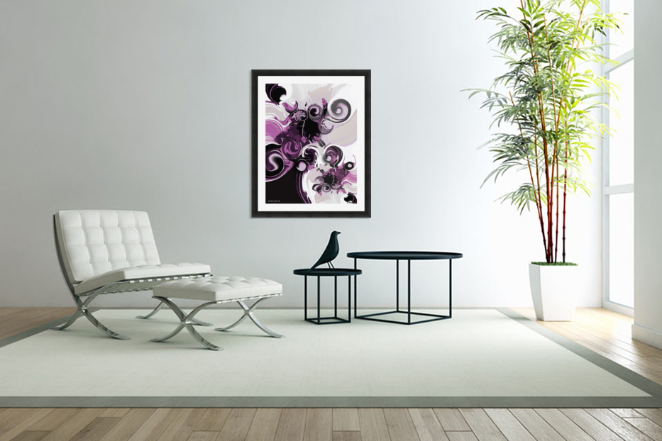 Vision of Emotional Information in Custom Picture Frame