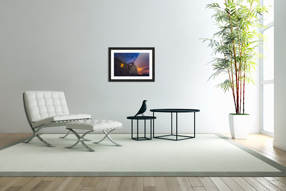 Reef in Custom Picture Frame