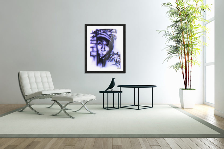 mos def in Custom Picture Frame