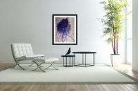 Space Splat  Acrylic Print