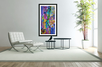 Cosmic Forest  Acrylic Print