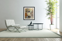 In the Dining Room  Acrylic Print