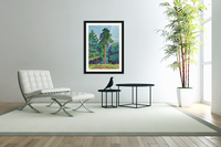 Edge of the Forest  Acrylic Print