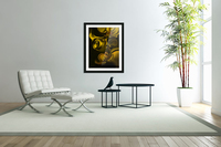 Abstraction With Meditation  Acrylic Print