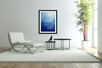 Moby Dick  Acrylic Print