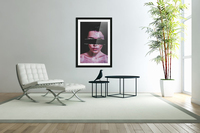 Blind Beauty  Acrylic Print