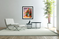 A bouquet of roses  Acrylic Print