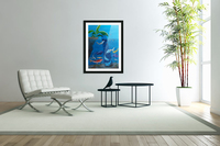 warmth deprived  Acrylic Print