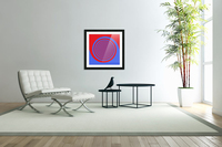This is a beautiful design with great color, shape, line, texture, space and value.  (21)  Acrylic Print