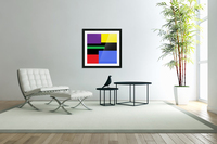 This is a beautiful design with great color, shape, line, texture, space and value.  (35)  Acrylic Print