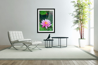 In the pond  Acrylic Print