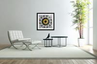 Even MORE of this PARROT MONEY  girl -  Acrylic Print