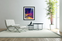 Abstract Composition 374  Acrylic Print