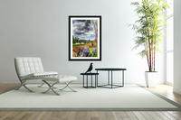 Rest with a View  Acrylic Print