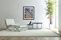 Abstract Composition 781  Acrylic Print