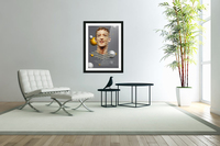 Mark Zuckerberg2  Acrylic Print