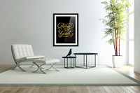 Focus on the Good  Acrylic Print