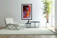 Trial By Fire  Acrylic Print