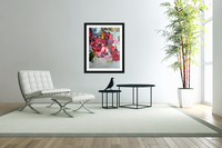 Primary Red1   Acrylic Print