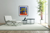 1936 Biggest Match Yet  Acrylic Print