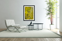 Full Stack of Yellows  Acrylic Print