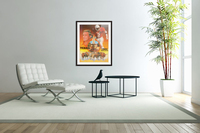 1984 Texas Longhorns Media Guide College Football Poster  Acrylic Print
