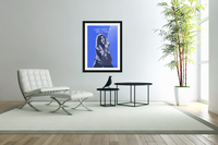I Dont Want to Miss a Thing   Steven Tyler  Acrylic Print
