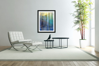 Lakeside Intrigue  Acrylic Print