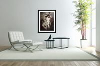 Clothed with Strength and Dignity  Acrylic Print