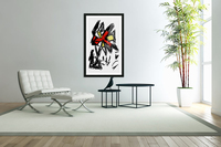 indifference leads to destruction  Acrylic Print