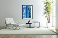 Shimmer In The 6ix  Acrylic Print
