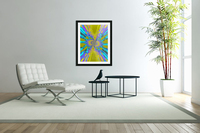 A Wildflower Spinning In The Wind 6  Acrylic Print