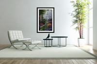 Spring in the Park  Acrylic Print