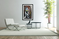 candevilshoes  Acrylic Print