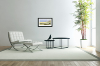 Spring Surge After the Storm Panorama  Acrylic Print