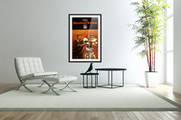 1985 Cleveland Browns Football Poster  Acrylic Print