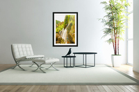 Waterfall Country Colorado 4 of 4  Acrylic Print