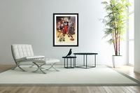 Your Own Personal Slaves VERSION 2  Acrylic Print