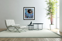 Mama Frustratedly Tells Her Children to Stay Close  Acrylic Print
