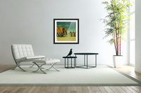 Cleaning  Acrylic Print