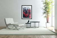 Red Cliff  Acrylic Print