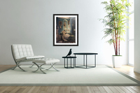 Evening at home  Acrylic Print