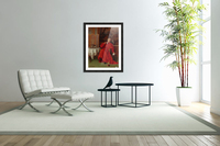 Too hot  Acrylic Print