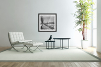 My beloved flat country: Damme  Acrylic Print