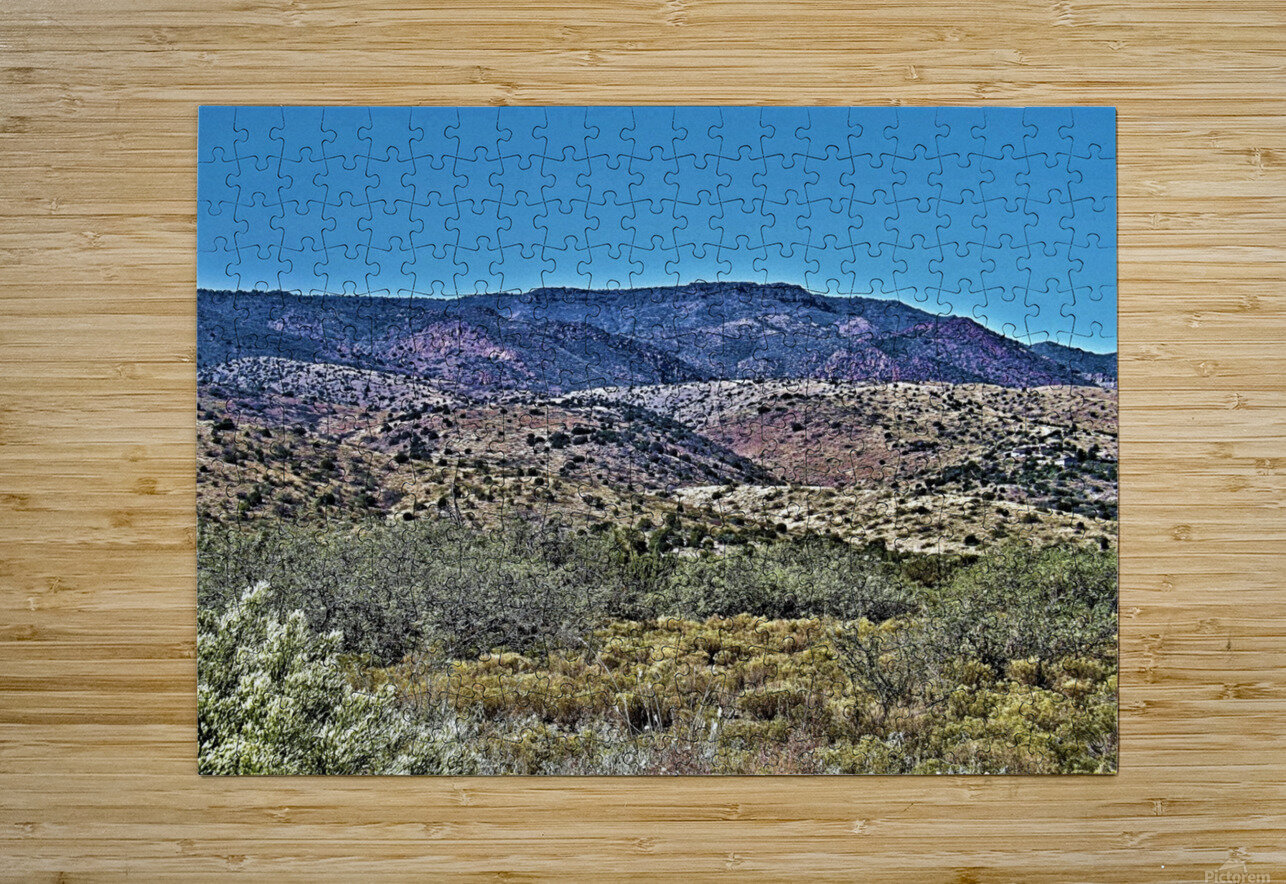 Jerome-1  HD Metal print with Floating Frame on Back