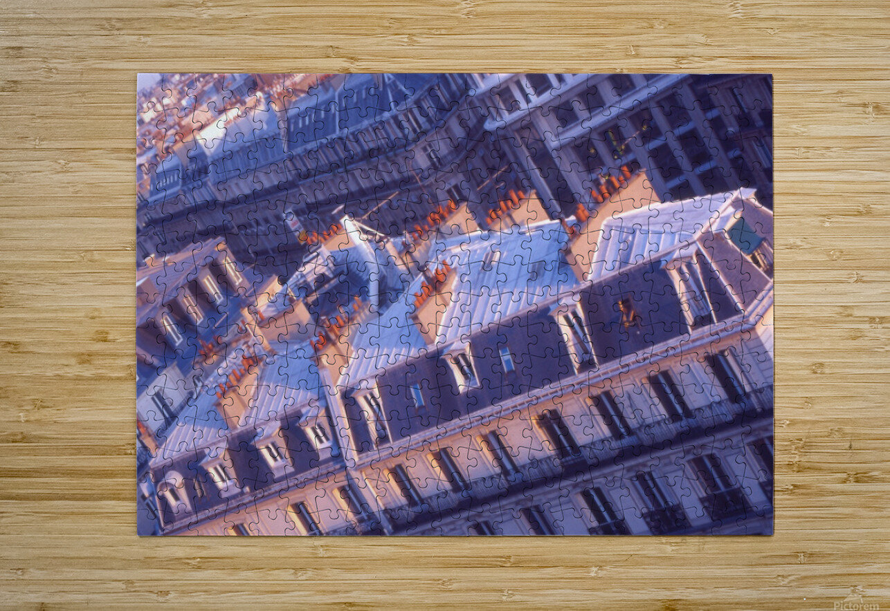 PRINTEMPS APRESMIDI  HD Metal print with Floating Frame on Back