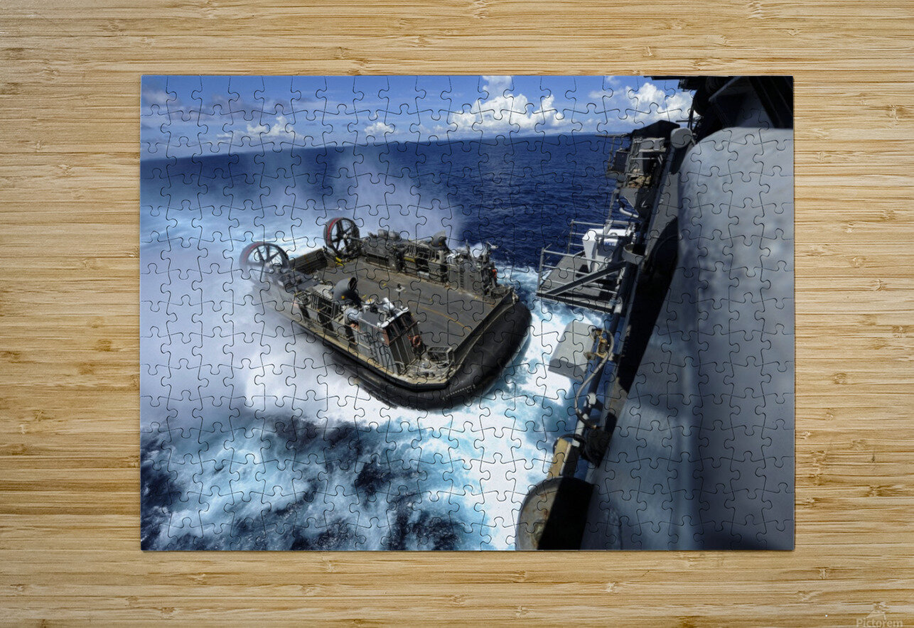 stk106309m  HD Metal print with Floating Frame on Back