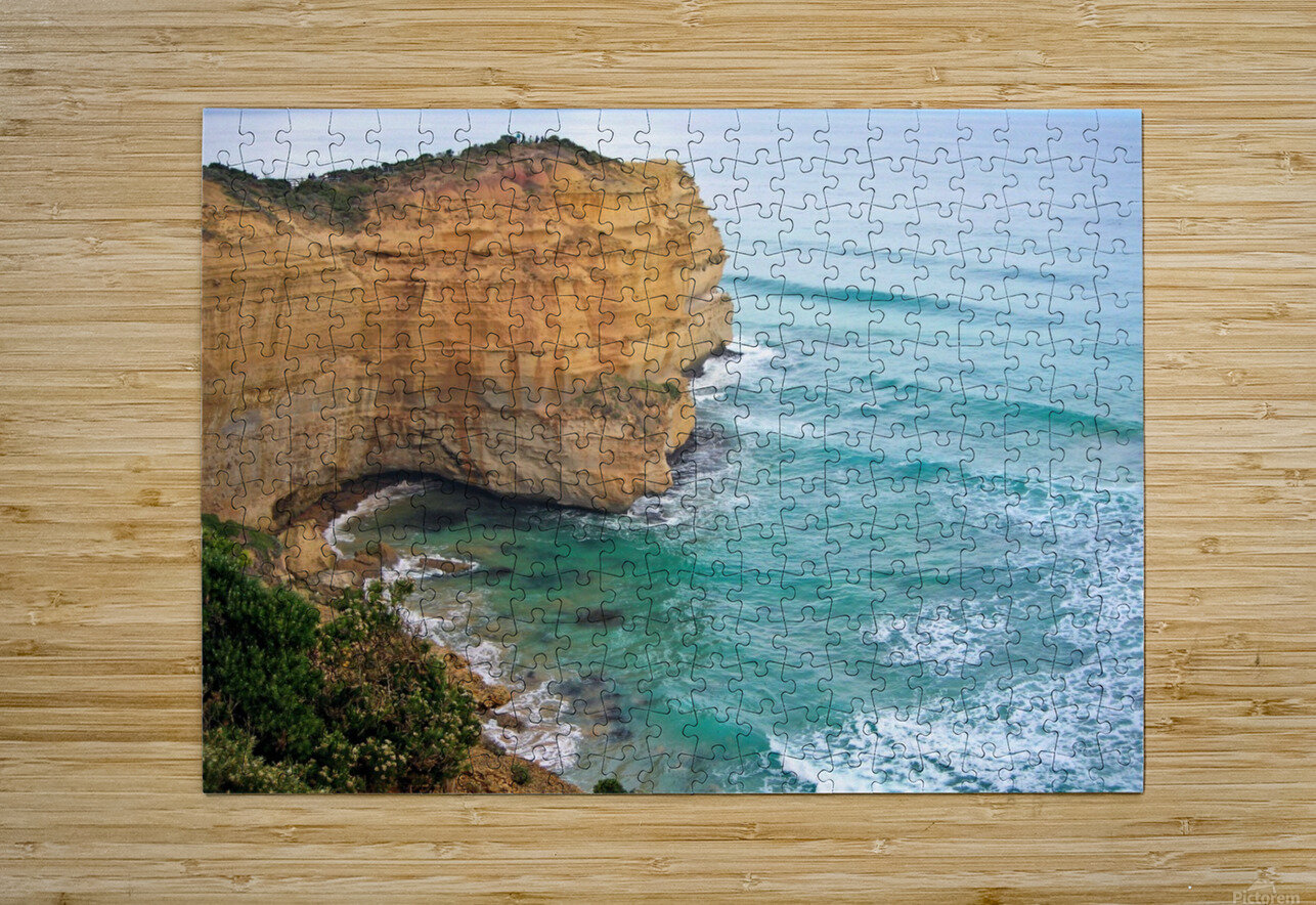 Australia 1  HD Metal print with Floating Frame on Back