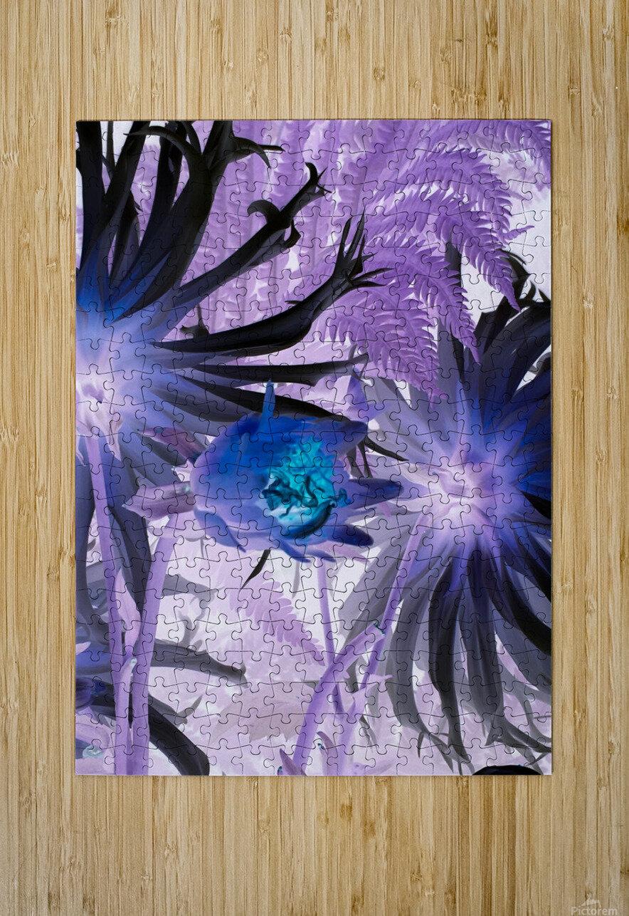 Goddess Collection  Impression métal HD avec cadre flottant sur le dos